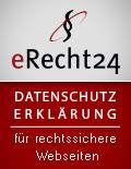 Datenschutzerklärung-Siegel